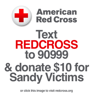 Donate to Sandy Victims